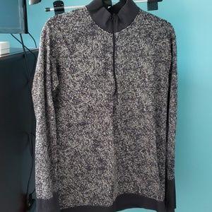 Lululemon Quarter Zip Pullover Size 12